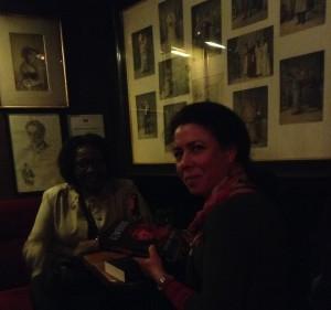 Launch: Stephanie with Cherryl