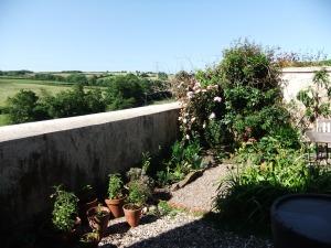 Westacombe sun garden